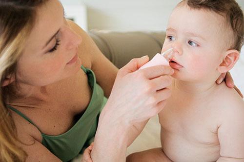 Chứng bệnh viêm phế quản ở trẻ em