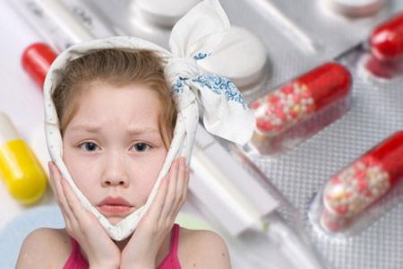 Quai bị ở trẻ em – bệnh phổ biến khi thời tiết giao mùa