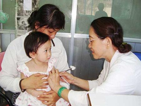Bệnh bại liệt (Poliomyelitis)